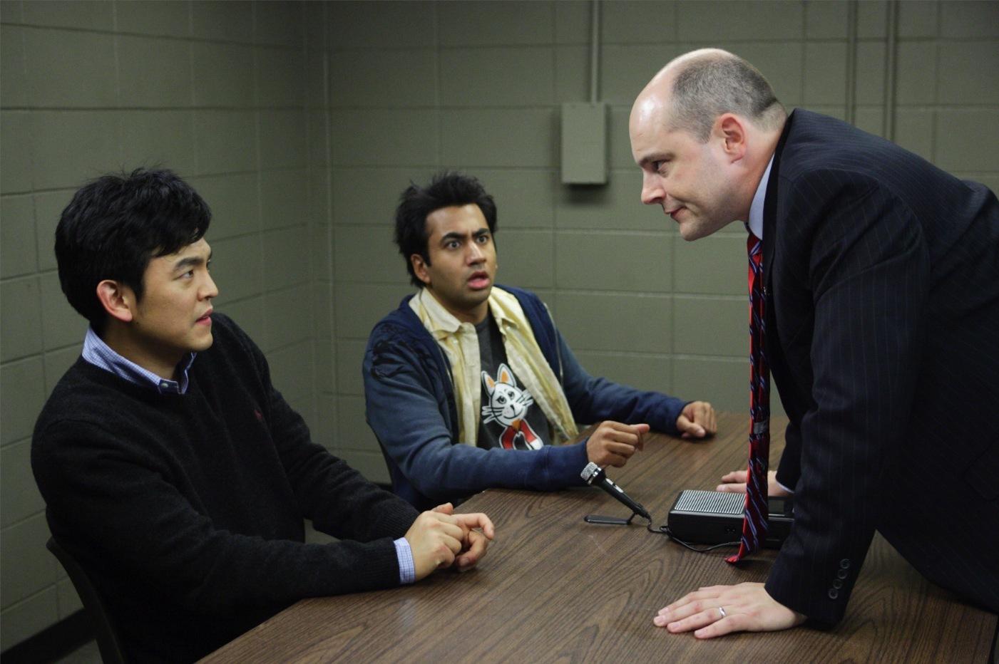 Image result for harold and kumar interrogation