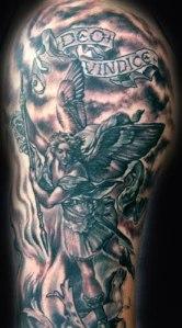 angel arm tattoos ideas for girls