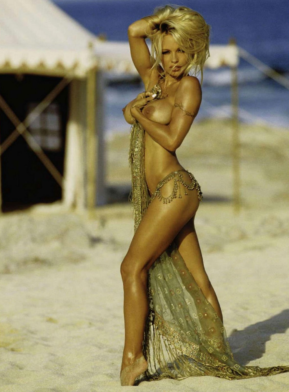 Nude pics pam anderson-5929